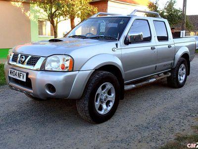 second-hand Nissan Navara OutLaw - 4x4, an 2005