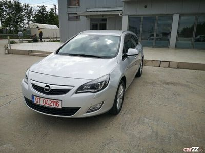 second-hand Opel Astra Caravan 1.7CDTi 110 CP Import recent Germania