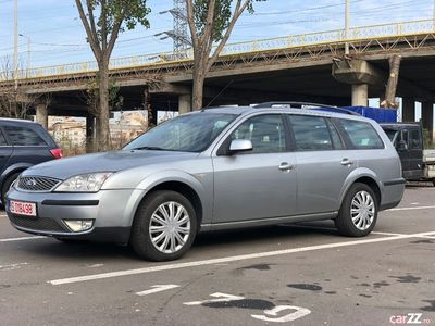 second-hand Ford Mondeo 2.0 tdci, euro 4, full options, rate avans 0