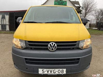 second-hand VW Transporter 5 2.0 TDI 2012