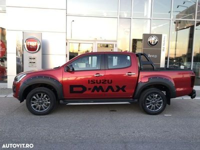 second-hand Isuzu D-Max