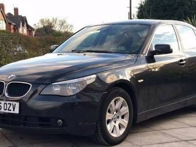 second-hand BMW 520 categoria M1