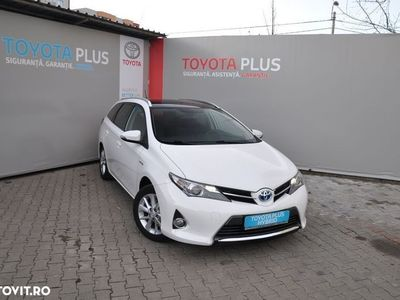 second-hand Toyota Auris Touring Sports
