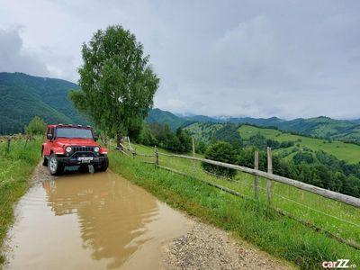 second-hand Jeep Wrangler sahara