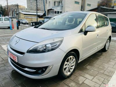 second-hand Renault Grand Scénic III 1.6 dci 130 cp 7 locuri individuale