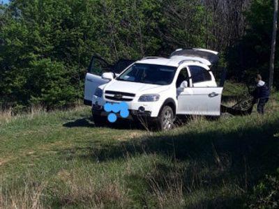 used Chevrolet Captiva 4x4 2000 diesel