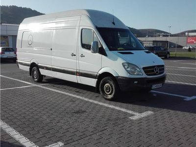 second-hand Mercedes Sprinter 313