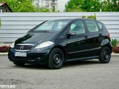 second-hand Mercedes A180
