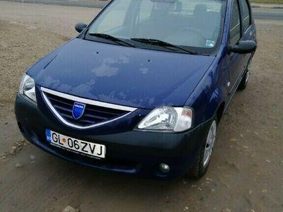 second-hand Dacia Logan 1,6 mpi