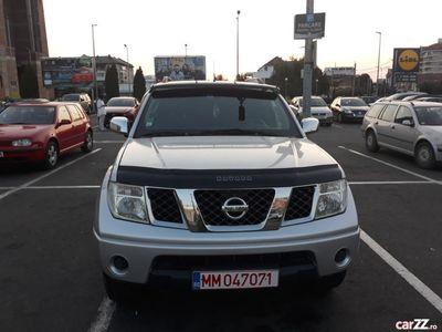 second-hand Nissan Navara 4x4 2,5 tdi