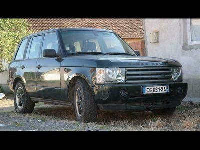 second-hand Land Rover Range Rover - an 2003, 3.0 Hse (Diesel)