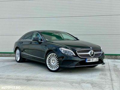 second-hand Mercedes CLS350 CLS