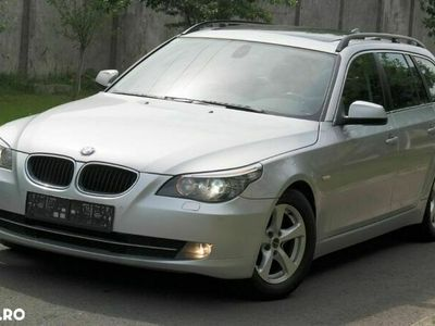 second-hand BMW 520 E61 d Touring - an 2009, 2.0d (Diesel)