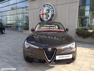 second-hand Alfa Romeo Stelvio
