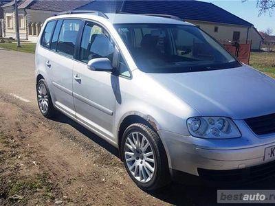 second-hand VW Touran - 2.0 tdi - 7 locuri