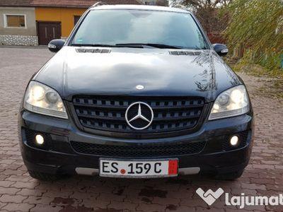 second-hand Mercedes ML280 Diesel Suspensie pe Arcuri Gata de drum