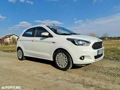 second-hand Ford Ka Plus 1.2