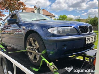 second-hand BMW 320 d