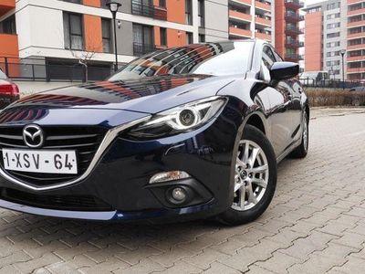 second-hand Mazda 3 / euro 6 / navi / recent adus in tara