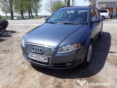 second-hand Audi A4 2.0 tdi 140 cp