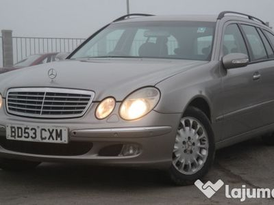 second-hand Mercedes E220 Elegance, 2.2 CDI Diesel, an 2004