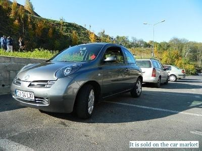 used Nissan Micra 1.2, 2007 first registration