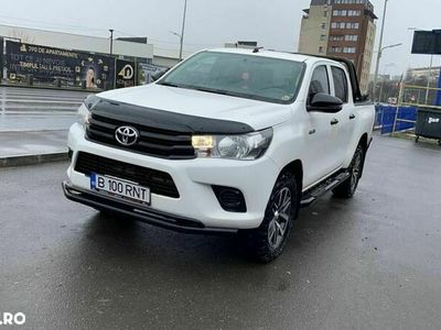 second-hand Toyota HiLux 4x4