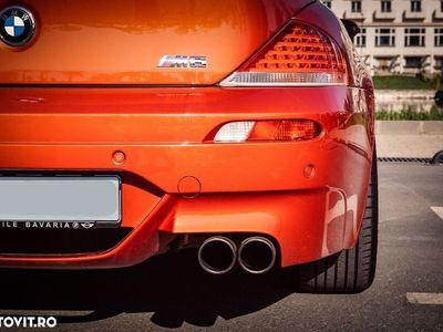 second-hand BMW M6 M