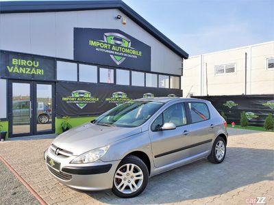 second-hand Peugeot 307 autoturisme verificate tehnic /garantie /livrare