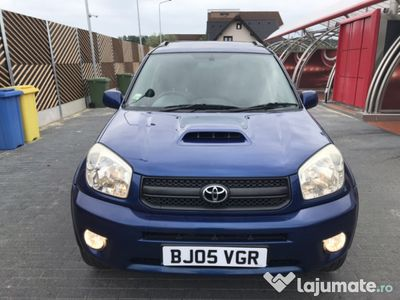 second-hand Toyota RAV4 2.0D4D 4X4 2005 Recent Adus