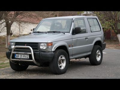second-hand Mitsubishi Pajero 4x4, 2.5 TD diesel, an 1997