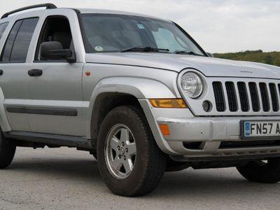 second-hand Jeep Cherokee 4x4 - an 2007, 2.8 crdi (Diesel)