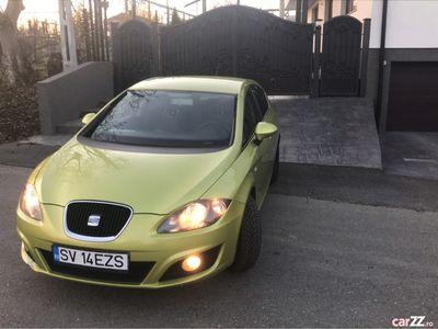 second-hand Seat Leon 1.6 benzina + GPL