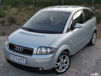 second-hand Audi A2 TDI 3L 2004 1.2 Diesel ECO Rate Garantie Livrare