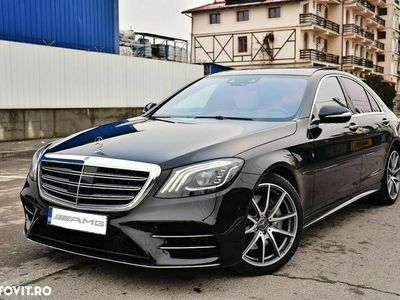 second-hand Mercedes S400 S