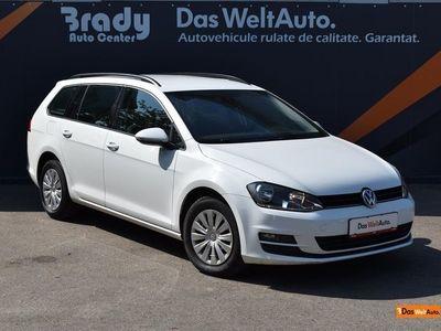 second-hand VW Golf Variant Fleet Trendline 1,6TDI
