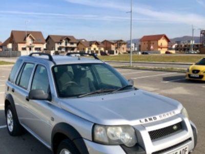 used Land Rover Freelander 1.8 benzina 4x4