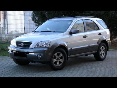 second-hand Kia Sorento 4x4 - an 2007, 2.5 Crdi (Diesel)