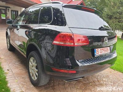 second-hand VW Touareg 3