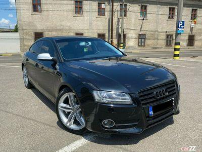 second-hand Audi A5 3.0TDI (239cp) Quattro(4x4)*2010*Automata*Camera*