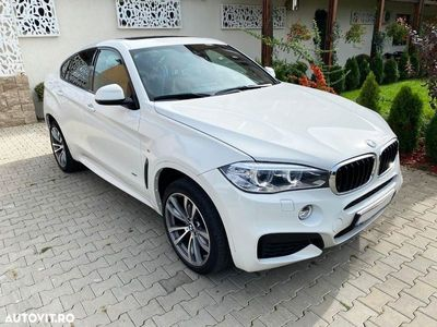 second-hand BMW X6 xDrive30d