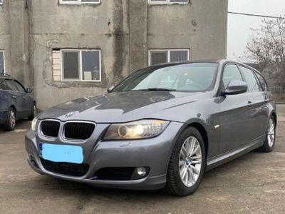 second-hand BMW 320 D E91