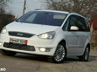 second-hand Ford Galaxy 2.0
