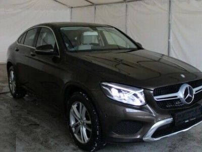 second-hand Mercedes 250 GLC Coupe