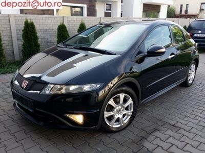 second-hand Honda Civic 2008