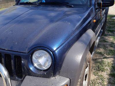 second-hand Jeep Cherokee