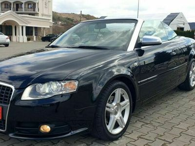 second-hand Audi A4 Cabriolet