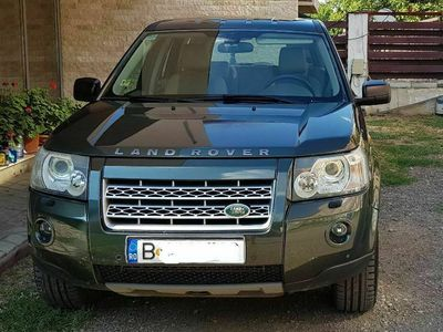 second-hand Land Rover Freelander 2.2