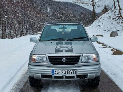 second-hand Suzuki Grand Vitara 1.6 volan dreapta