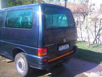 second-hand VW T4 Kombi